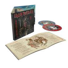 Iron Maiden: Senjutsu (Standard Edition), 2 CDs