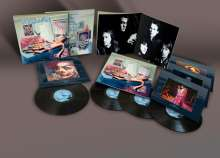 Marillion: Fugazi (180g) (Limited Deluxe Box Set), 4 LPs