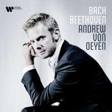 Andrew von Oeyen - Bach / Beethoven, CD