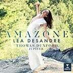 Lea Desandre - Amazone, CD