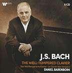 Johann Sebastian Bach (1685-1750): Das Wohltemperierte Klavier 1 & 2, 5 CDs
