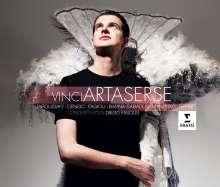 Leonardo Vinci (1690-1730): Artaserse, 3 CDs
