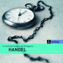Georg Friedrich Händel (1685-1759): Il Trionfo del Tempo e del Disinganno, 2 CDs