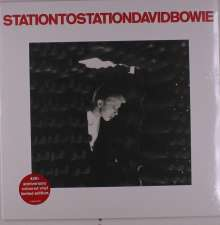 David Bowie (1947-2016): Station To Station (remastered) (Limited Edition) (Colored Vinyl), LP