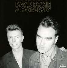 "David Bowie & Morrissey: Cosmic Dancer, Single 7"""