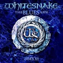 Whitesnake: The Blues Album (remastered) (180g) (Blue Vinyl), 2 LPs