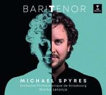 Michael Spyres - BariTenor, CD