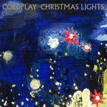 """Coldplay: Christmas Lights, Single 7"""""""