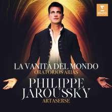 Philippe Jaroussky - La Vanita del Mondo, CD