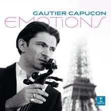Gautier Capucon - Emotions (180g), LP