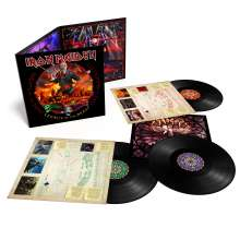 Iron Maiden: Nights Of The Dead (Live In Mexico City), 3 LPs