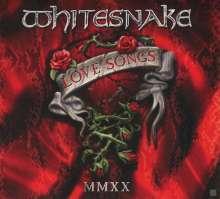 Whitesnake: Love Songs (2020 Remix), CD