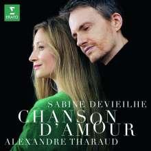Sabine Devieilhe - Chanson d'amour, CD