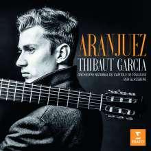 Thibaut Garcia - Aranjuez, CD