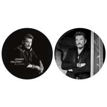 Johnny Hallyday: De l'Amour (Picture Disc), LP
