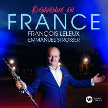 Francois Leleux - Bienvenue en France, CD