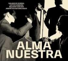 Salvador Sobral: Alma Nuestra, CD