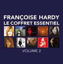 Françoise Hardy: Le Coffret Essentiel Vol.2, 10 CDs