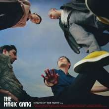 The Magic Gang: Death Of The Party, CD