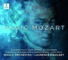 Magic Mozart - Arien & Szenen, CD