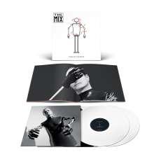 Kraftwerk: The Mix (German Version) (180g) (Limited Edition) (White Vinyl) (2009 remastered), 2 LPs