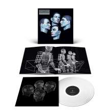 Kraftwerk: Techno Pop (German Version) (180g) (Limited Edition) (Transparent Vinyl) (2009 remastered), LP