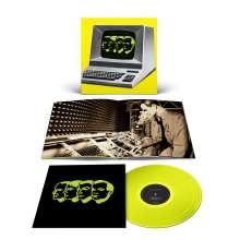 Kraftwerk: Computer World (180g) (Limited Edition) (Translucent Neon Yellow Vinyl) (2009 remastered), LP