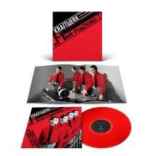 Kraftwerk: The Man-Machine (2009 remastered) (180g) (Limited Edition) (Translucent Red Vinyl) , LP
