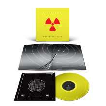 Kraftwerk: Radio-Activity (2009 remastered) (180g) (Translucent Yellow Vinyl) (Limited Edition), LP