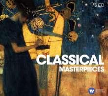 Classical Masterpieces - Große Werke, große Künstler, 3 CDs