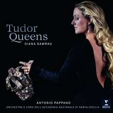 Diana Damrau - Tudor Queens, CD