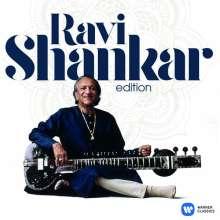Ravi Shankar (1920-2012): Ravi Shankar Edition, 5 CDs