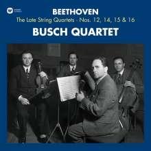 Ludwig van Beethoven (1770-1827): Streichquartette Nr.12,14-16 (180g), 3 LPs