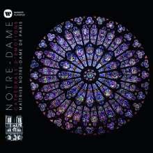Maitrise Notre-Dame de Paris - Notre-Dame, Cathedrale d'Emotions (180g / Picture Disc), LP