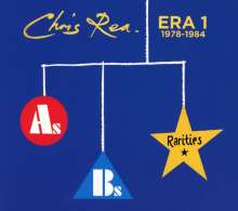 Chris Rea: ERA 1 (As, Bs & Rarities 1978 - 1984), 3 CDs