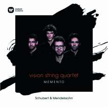 Vision String Quartet - Memento, CD