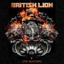British Lion: The Burning, CD