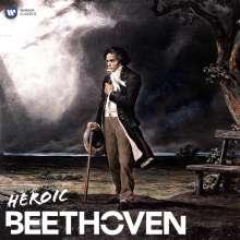 Ludwig van Beethoven (1770-1827): Heroic Beethoven (180g), 2 LPs