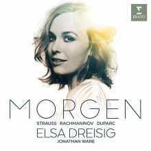 Elsa Dreisig - Morgen, CD