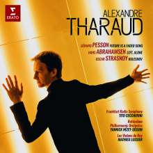 Alexandre Tharaud - Concertos pour Piano contemporains, CD