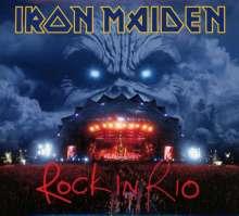 Iron Maiden: Rock In Rio (2015 Remaster), 2 CDs