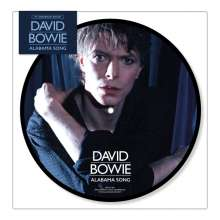 """David Bowie: Alabama Song (40th Anniversary) (Picture Disc), Single 7"""""""