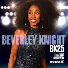 Beverley Knight: BK25: Beverley Knight With The Leo Green Orchestra, CD