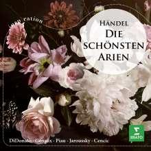 Die schönsten Händel-Arien, CD