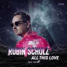 Robin Schulz & Harloe: All This Love, Maxi-CD