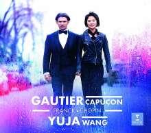 Gautier Capucon & Yuja Wang - Franck / Chopin, CD