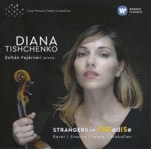 Diana Tishchenko - Strangers in PARadISe, CD