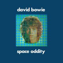 David Bowie: Space Oddity (Tony Visconty 2019 Mix), CD