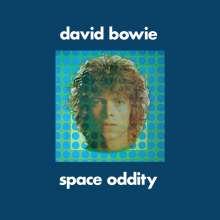David Bowie (1947-2016): Space Oddity (Tony Visconty 2019 Mix), CD