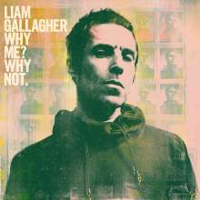Liam Gallagher: Why Me? Why Not., LP